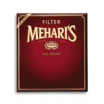 Tigari de foi cu filtru Meharis - Red Orient Filter (10)