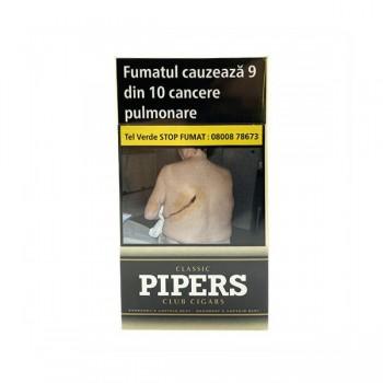 Tigari de foi fara filtru - Pipers Club CLASSIC (10)