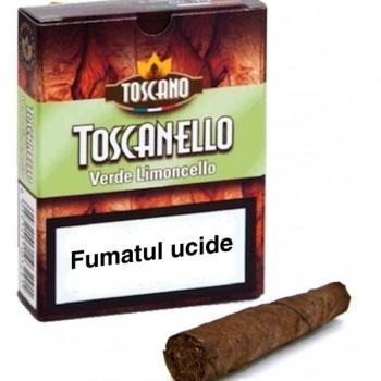 Tigari de foi Toscanello - Aroma Verde Limoncello (5)
