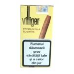 Tigari de foi Villiger - Premium No 4 Sumatra (5)