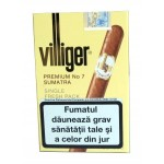 Tigari de foi Villiger - Premium No 7 Sumatra (5)