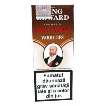 Tigari de foi King Edward - Wood Tips AMBER (5)