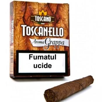 Tigari de foi Toscanello - Aroma Bianco Grappa (5)