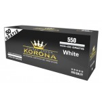Tuburi tigari KORONA White (550)