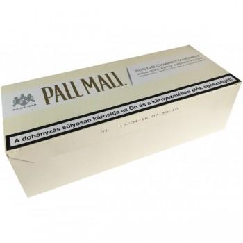 Tuburi tigari Pall Mall Multifilter Carbon WHITE (200)