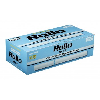 Tuburi tigari Rollo Blue X-Long 100s (200)