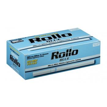 Tuburi tigari Rollo Blue - Micro SLIM (200)