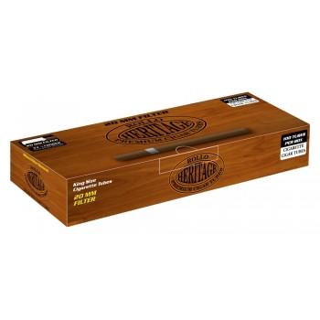 Tuburi tigari Rollo - Heritage Premium (100)