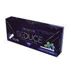 Tuburi tigari Seduce - Click Capsule 20 mm filter Blueberry Mint (100)