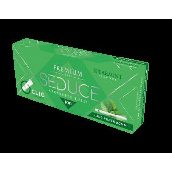 Tuburi tigari Seduce - Click Capsule 20 mm filter Spearmint (100)