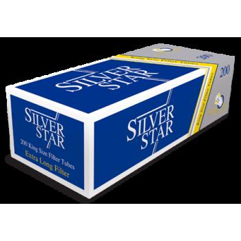 Tuburi tigari Silver Star - Extra Long Filter (200)