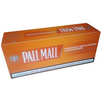 Tuburi tigari Pall Mall Multifilter Carbon ORANGE (200)