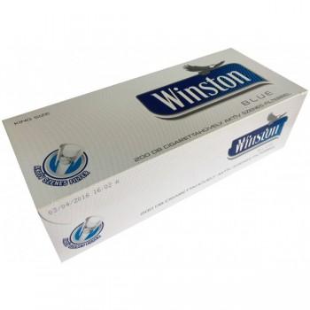 Tuburi tigari Winston Blue Multifilter Carbon (200)