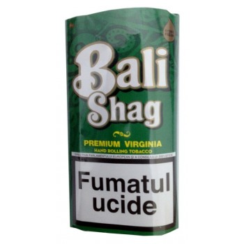Tutun BALI SHAG - Green Virginia (40g)