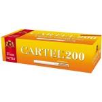 Tuburi tigari CARTEL 25 mm Filter (200)