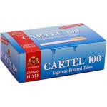 Tuburi tigari CARTEL CARBON Dual Filter (100)