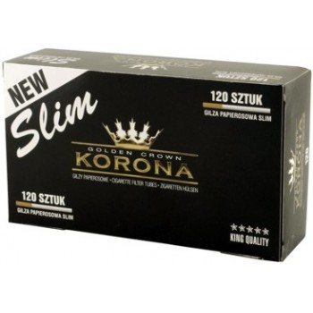 Tuburi tigari Korona SLIM (120)