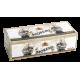 Tuburi tigari MORENO White 20 mm Filter (200)