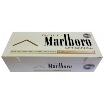 Tuburi tigari Marlboro - GOLD Multifilter Carbon (200)