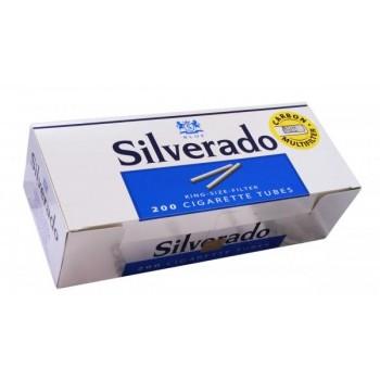 Tuburi tigari SILVERADO Multifilter Carbon (200)