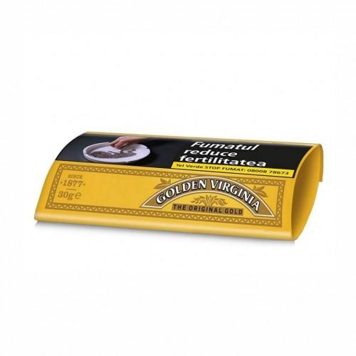 Tutun pentru rulat Golden Virginia - The Original Gold (30g)