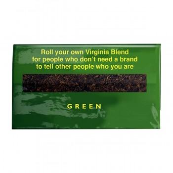 Tutun pentru rulat Mac Baren - Virginia Blend Green for People (35g)