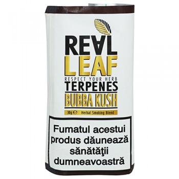 Inlocuitor tutun pentru fumat - Real Leaf BUBBA KUSH (30g)