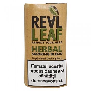 Inlocuitor tutun pentru fumat - Real Leaf CLASSIC (30g)