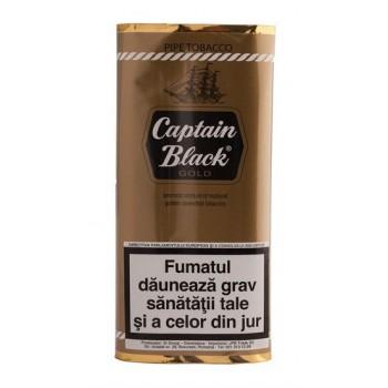 Tutun pentru pipa - Captain Black GOLD (50g)