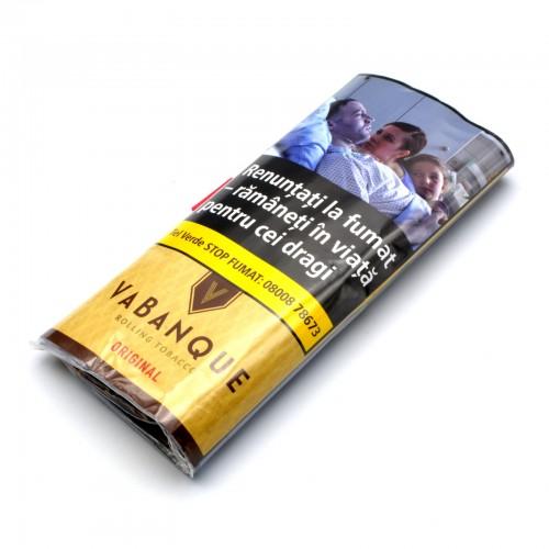 Tutun pentru rulat - Vabanque Original (30g)